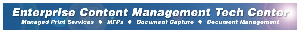 enterprise content management ECM resource center