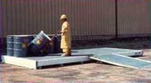 Storage Platforms and Pallets