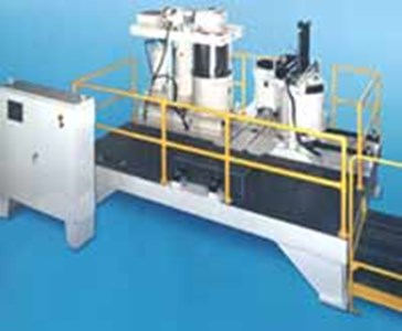 Automated Turntable/Mixer System