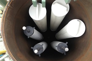 Efficiency Of Filter/Coalescer Vessels For Truck Racks