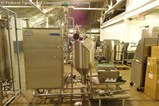 Used Pharmaceutical Single Tank Clean In Place System