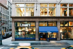 Lowe's Takes Big Box To A Small Scale In Manhattan