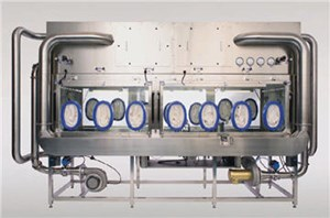 Aseptic Filling Machine Isolator