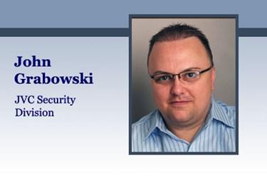 John Grabowski, National Sales and Marketing Manager, JVC Security Division