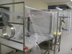 Tray Dryer Powder Containment