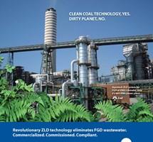 Flue Gas Desulfurization (FGD)/Zero Liquid Discharge (ZLD) Treatment Systems