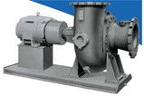 Horizontal Non-Clog Wastewater Pumps: NSY Model 100 & 150