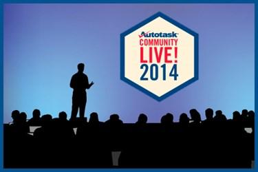 Autotask Community Live 2014