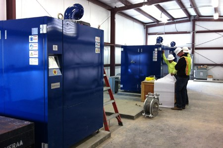 Turbo Blower Technology Saves Money And Energy For City Of Adelanto WWTP