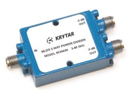 Two-Way Power Dividers/Combiners - 3 To 40 GHz