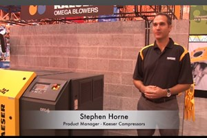 Kaeser Compressors: The Benefits Of Package And System Integration