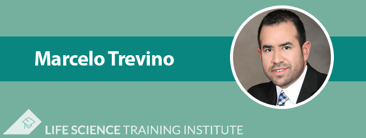 Marcelo Trevino Quality & Regulatory Compliance Training Instructor