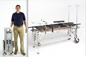 Surgical Bed Startup Signs Seven Figure Military Deal