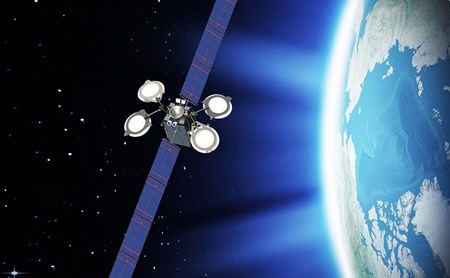 Boeing Demonstrates Digital GPS Navigation Signals
