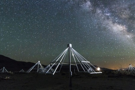Astronomers Take A New Kind Of Pulse From The Sky