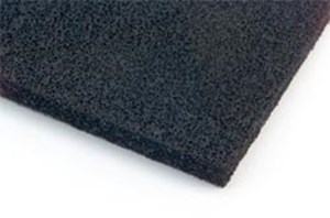 ECCOSORB® QR-13AF - Lossy, Flexible, Fire Retardant, Foam Microwave Absorber