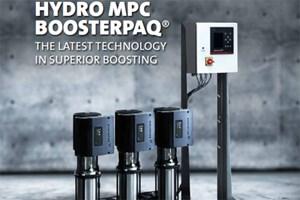Grundfos Hydro MPC BoosterpaQ