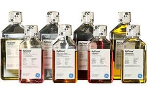 Hyclone Cell Culture Media, Sera And Process Liquids