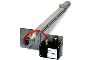 Heated Self Compensating Duct Probe