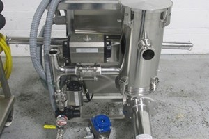 DeDietrich Powder Transfer System