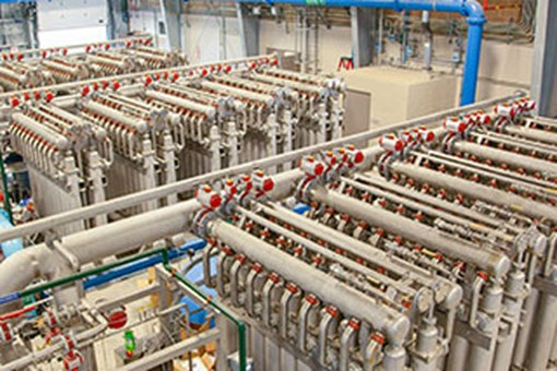 Cutting-Edge Water Treatment Plant Introduces Three-Step Filtration Process