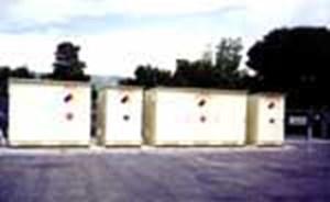 Hazardous Material Storage Buildings