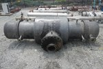 Used Chemical Fabricators Shell And Tube Heat Exchanger