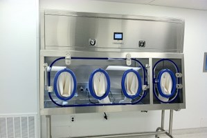 Clean Air Barrier Isolator