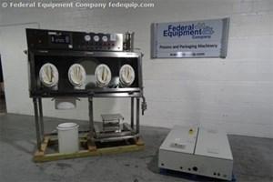 Used Howorth Pharmaceutical Glovebox Isolator