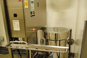 Used Schubert Stopper Pharma Washer