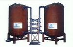 High Pressure Liquid Phase Carbon Adsorbers
