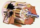 Small AC Motor Parts
