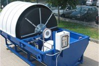 A New Dual Treatment System Combining RBC And Cloth Media Filtration Technology For Economical Treatment Of Low Flows