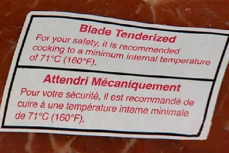 Canada's New Labeling Requirements For Mechanically Tenderized Beef
