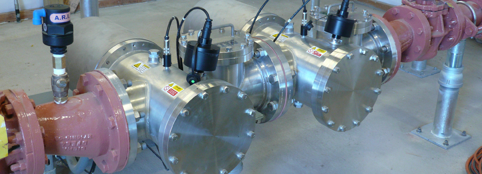 ETS-UV for Wastewater Treatment