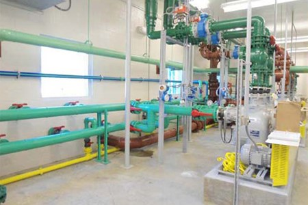 MBR Helps Ohio WWTP Expand Its Facility Within Its Existing Footprint
