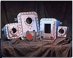 XIF - Internal Flanged Explosionproof Enclosure