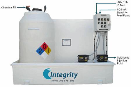Sodium Hypochlorite Feed Systems