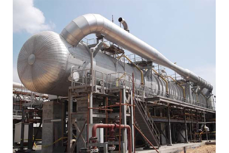 High Purity Boiler Water For Thermal Power Plant In Egypt
