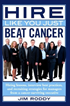 Hire Like You Just Beat Cancer Cover Blue Border Jim Roddy Book