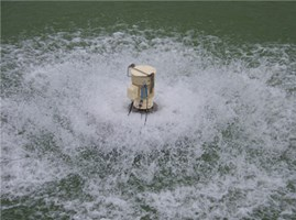 Aqua-Jet<sup>®</sup> SS-PW Aerator for Drinking Water Applications