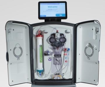 dialysis machine baxter