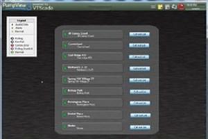 PumpView3 Web-Based Pump Control