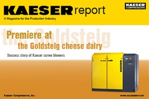 Premiere At The Goldsteig Cheese Dairy