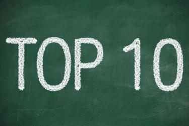 Food Online's Top 10 Of July