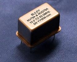 Miniature High Performance OCXO: NV79A Series