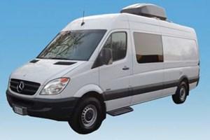 Mobile Measurement Vehicle (MMV)
