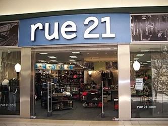 Rue21 Storefront