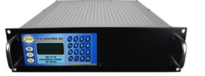 30 MHz – 6 GHz Ethernet-Controlled RF Attenuation Systems: Model 50PA-XXX