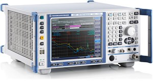 R&S ESRP EMI Test Receiver and Signal/Spectrum Analyzer
